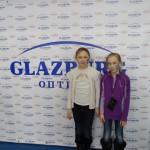 фотомодели выставки Glazburg