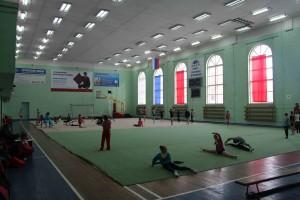 Большой зал вид от входа