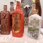 изысканный дизайн бутылок
