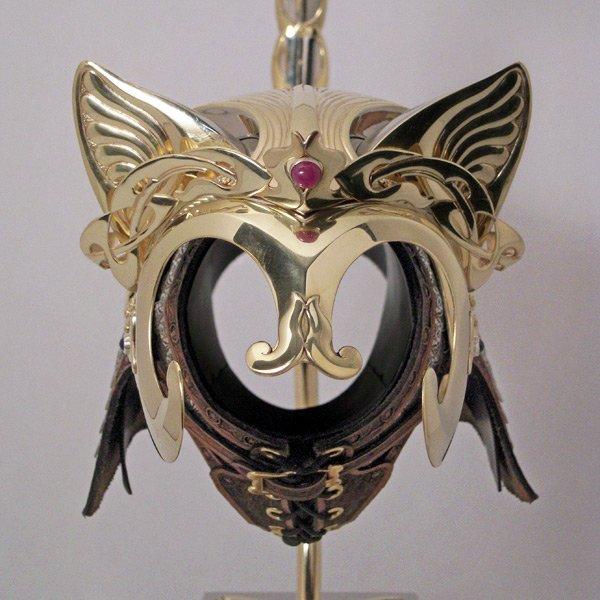 Шлем кошки